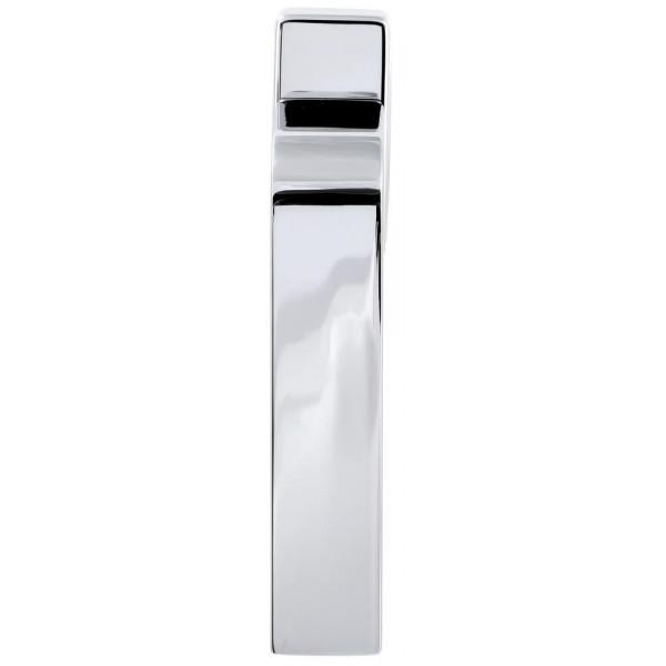 Оконная ручка Extreza Hi-Tech Sound (Саунд) 106 HW полированный хром F04